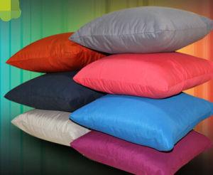 100% Button Soft Sofa Cushion (T06) pictures & photos