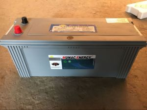 Factory Outlets! Maintenance Free Truck Battery 12V120ah pictures & photos