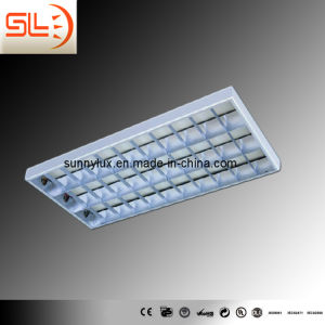 V-Shape Grid Lamp 3*58W, Grille Light pictures & photos