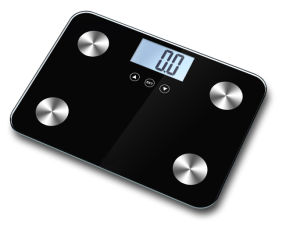 Bathroom Weighing Kitchen Luggage Body Fat Scale (EF834) pictures & photos