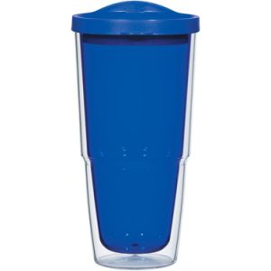 Double Walls Plastic Tumbler Juice Tumbler Glass Tumbler pictures & photos