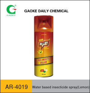Aerosol Insecticide Spray with Pyrethroids pictures & photos