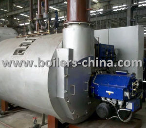 China Marine Oil-Burning Auxiliary Boiler pictures & photos