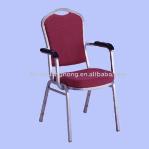 Steel Armrest Chair (YC-ZG57) pictures & photos