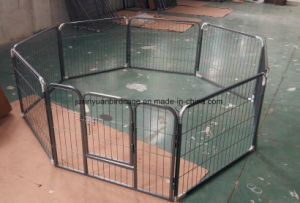 8 Panel Heavy Duty Pet Dog Enclosure Exercise Pen 80 X 80cm pictures & photos