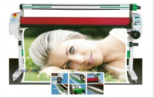 Automatic Hot Cold Laminator Heat-Assist (1630mm) pictures & photos