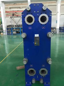 Stainless Steel Alfa Laval Gea Replacement Gasket Plate Heat Exchanger (M10) pictures & photos