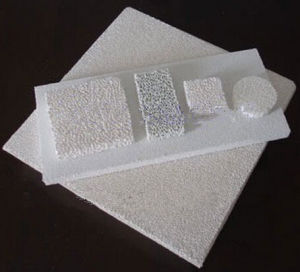 Ceramic Foam Filter Aluminum Filter for Casting and Foundry pictures & photos