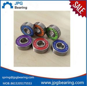 608 -2RS a Color Cover Skateboard Bearings pictures & photos