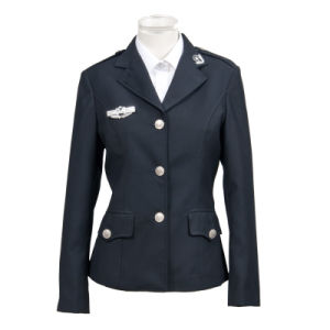 Jacket Style Security Uniform for Women Sc-02 pictures & photos