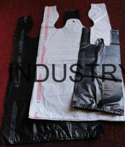 HDPE/LDPE Vest Carrier Bag pictures & photos