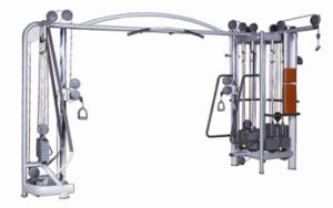 Cable Jungle &Crossover Tz-6042/New Product for Multifunctional Fitness Equipment Tz-6042 pictures & photos