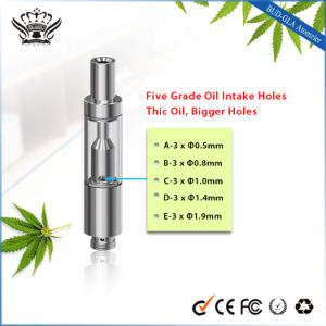 Free Sample Gla/Gla3 510 Glass Atomizer Cbd Vape Pen E Cigarette Vaporizer Cartridge pictures & photos
