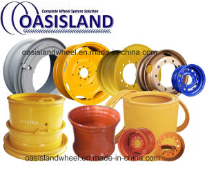 """Wheel Rim for OTR, Agricultural, Lawn Garden, ATV, Trailer and Truck (6"""" to 63"""") pictures & photos"""