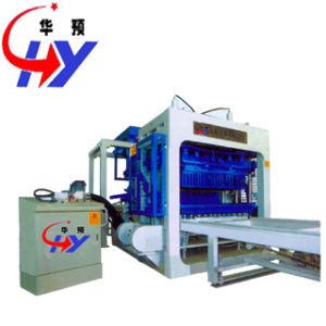 High Technology Hollow Block Making Machine (HY-QT10-15)