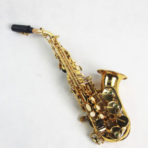 Curved Soprano Saxophone (SS-300) pictures & photos