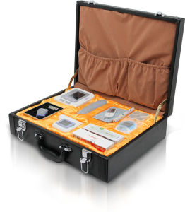 E-Health Products (Electronic Sphygmomanometer+Blood Glucose Meter+Pulse Oximeter+Scale+Spirometer+ECG module+pedometer) -Telemedicine pictures & photos