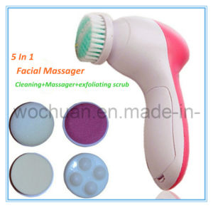 2013 New Products 5 in 1 Beauty Care Facial Massager