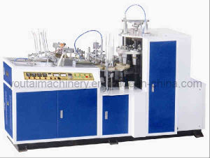Single PE Coated Paper Cup Machine (YT-LI) pictures & photos