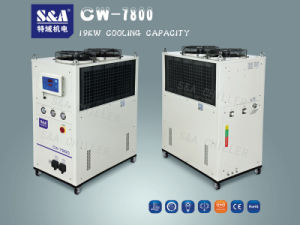20kw Cooling Capacity Water Cooled Chiller (CW-7800)