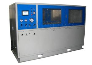 Burst Test Bench for Hydraulic Hose 1000bar pictures & photos