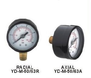Pressure Gauge (YD-M-50/63R or YD-M-50/63A) pictures & photos