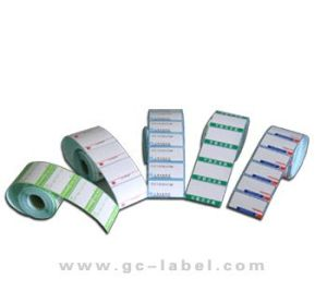 Thermal Sensitive Adhesive Label