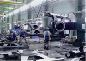 L Type Double Rotary Pipe Welding Equipment pictures & photos