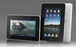 7 Inch Tablet PC Android 2.2 VIA8650 800MHz/256MB/2GB (PC-Via8650-7)