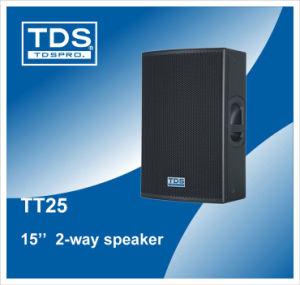 Professional Audio Speakers Tt25 pictures & photos