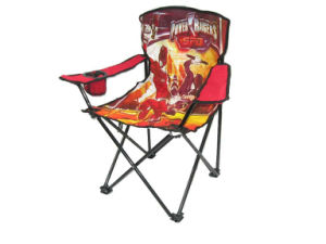 Folding Chair with Heat Transfer Printing (XTP008)