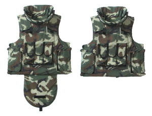 Bullet Proof Vest, Military Body Armor pictures & photos