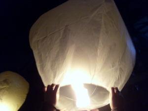 Sky Lantern/Khoom Loy/Khom Fay