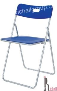 Galvanized Steel Folding Chair (RCFS-M03)