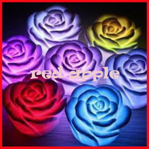 Colorful Rose Light