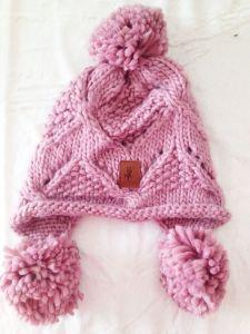 Peruvian, Knit Hat, Knit Headwarmer 15FAAB581