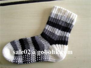 Automatic Silicone Anti-Slip Socks Coating Machine pictures & photos
