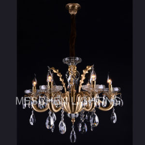 2014 New Crystal Chandeliers Lighting Stairway Lamp