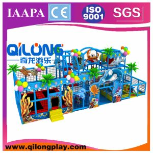 Most Popular Ocean Theme Customised Soft Playground Equipments (QL--093) pictures & photos
