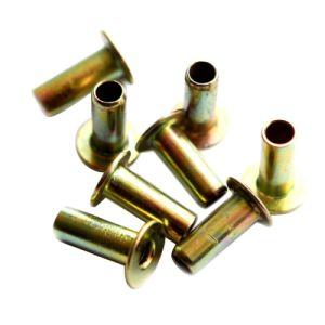 Rivet for Auto Parts in Steel, Aluminum pictures & photos