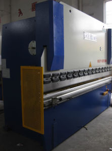 Hydraulic Press Brake (WC67Y 125T3200) pictures & photos