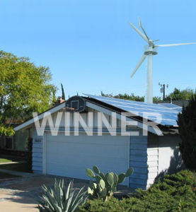 Wind Solar Hybird Power System (MNH-25kW)