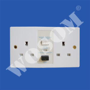 RCD Protected Safety Socket (WSPR 13A)