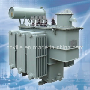 Transformer, Three-Phase Oil-Immersed Load Regulating Power Transformer pictures & photos