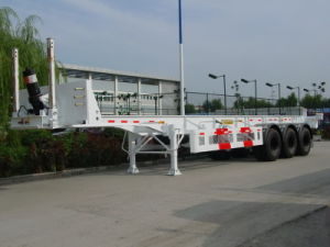 Skeletal Container Chassis (TJ9540TP)