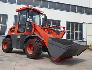 Euro 3 Engine Compact 915 Wheel Loader pictures & photos
