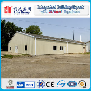 Galvanized Steel Structure Building Low Price pictures & photos