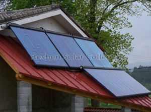 Solar Water Heater Collectors (RS-5818/30)