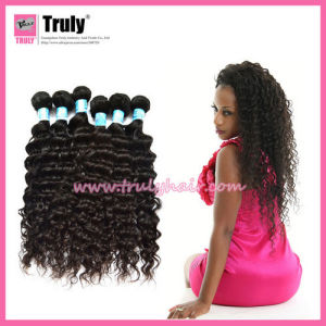 "Brazilian Human Hair, Deep Curl (TR-6BDC-22"")"