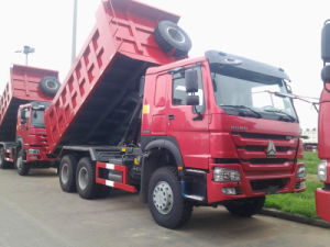 Sino Truck HOWO 6X4 336HP Euroii Dump Truck pictures & photos